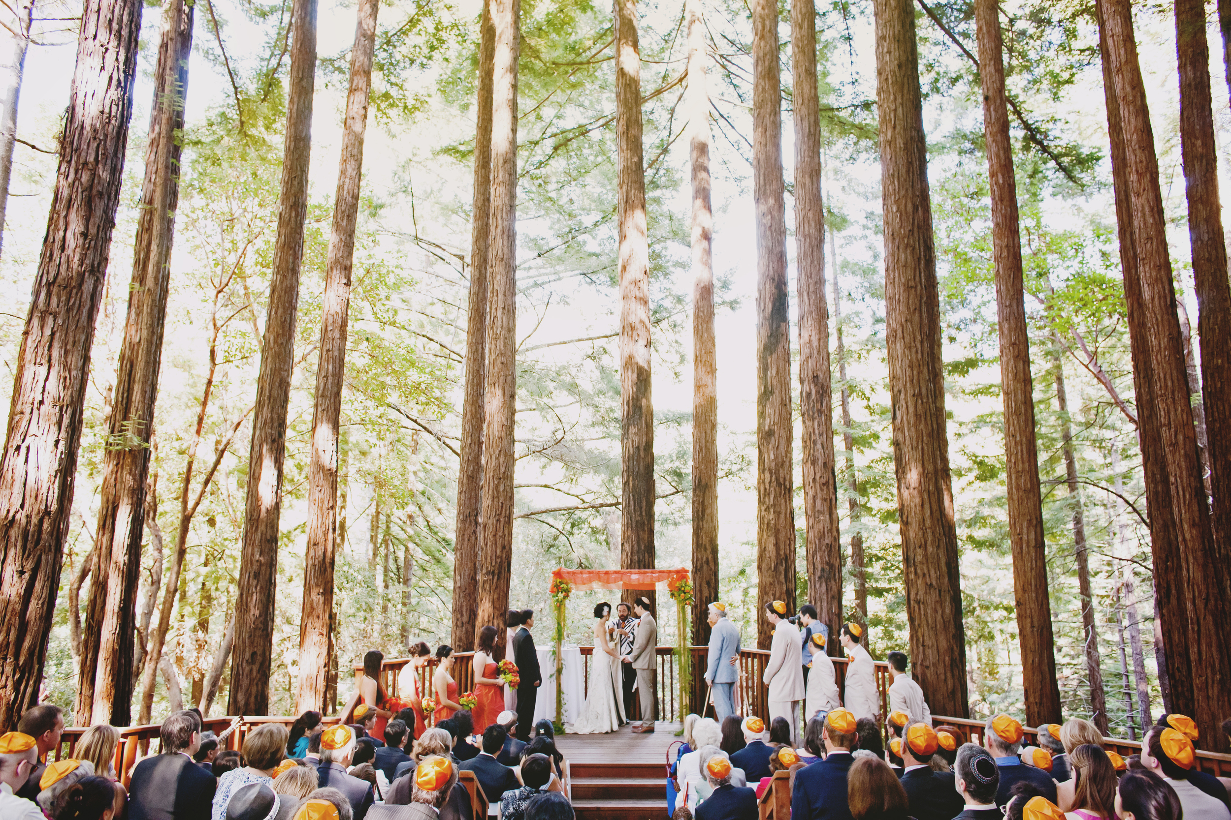 Pema Osil Ling, Santa Cruz Wedding