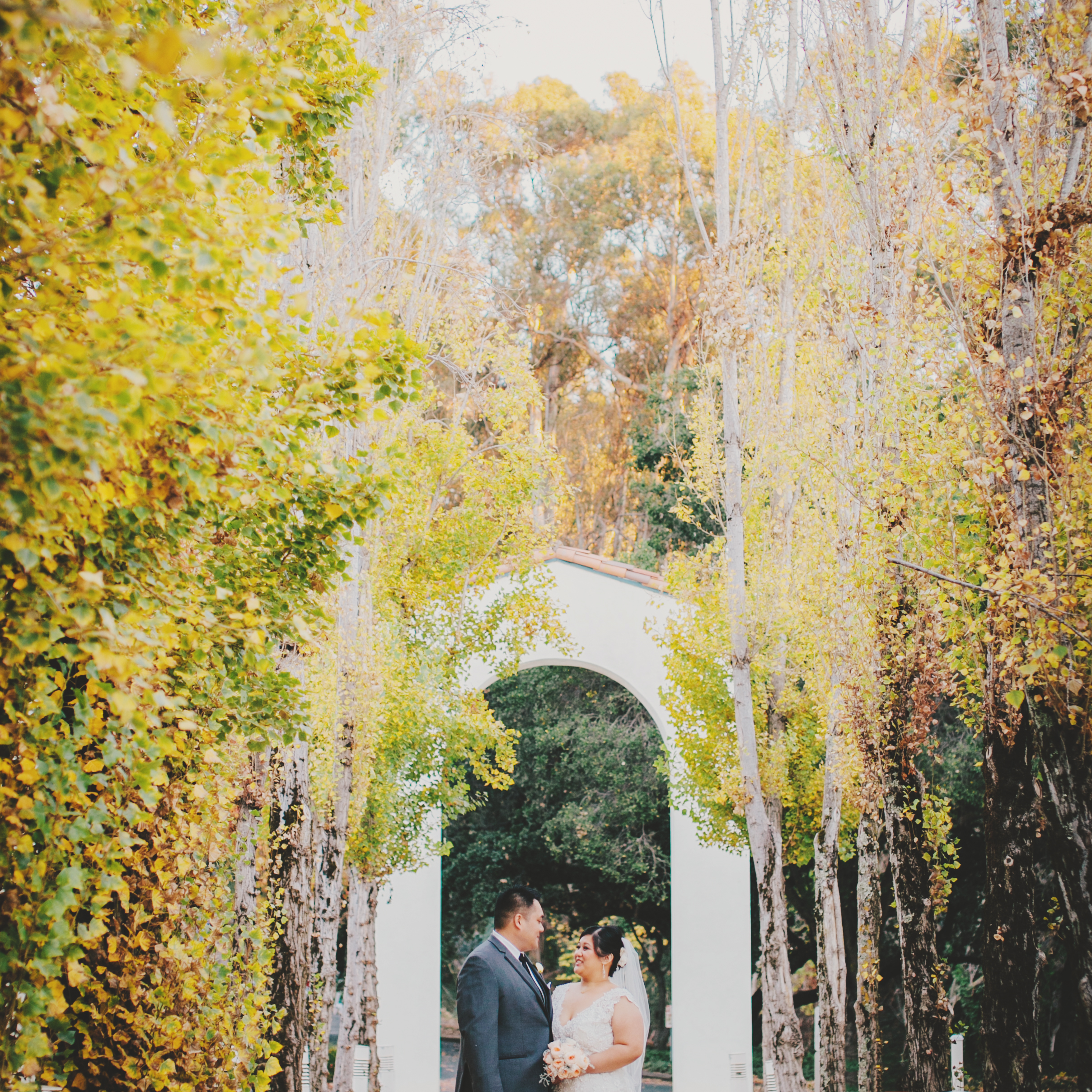 MILLS COLLEGE CHAPEL WEDDING