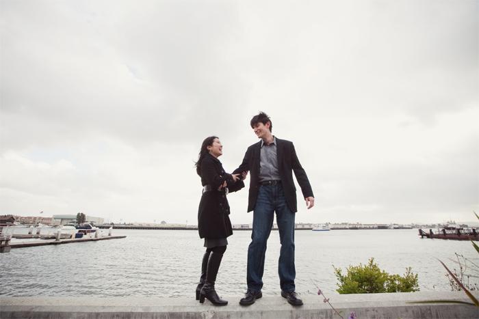 Oakland Engagement Shoot Wedding Photography