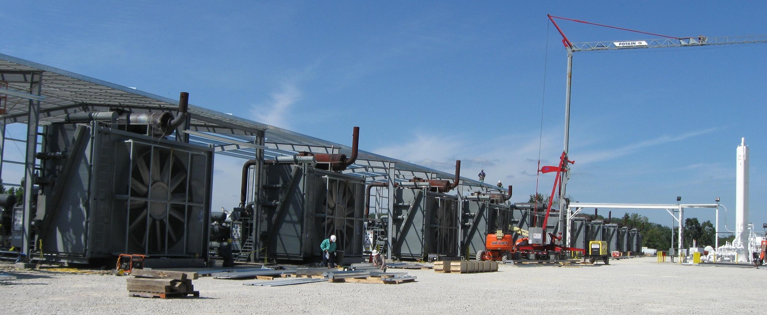 Pleasant Compressor Station