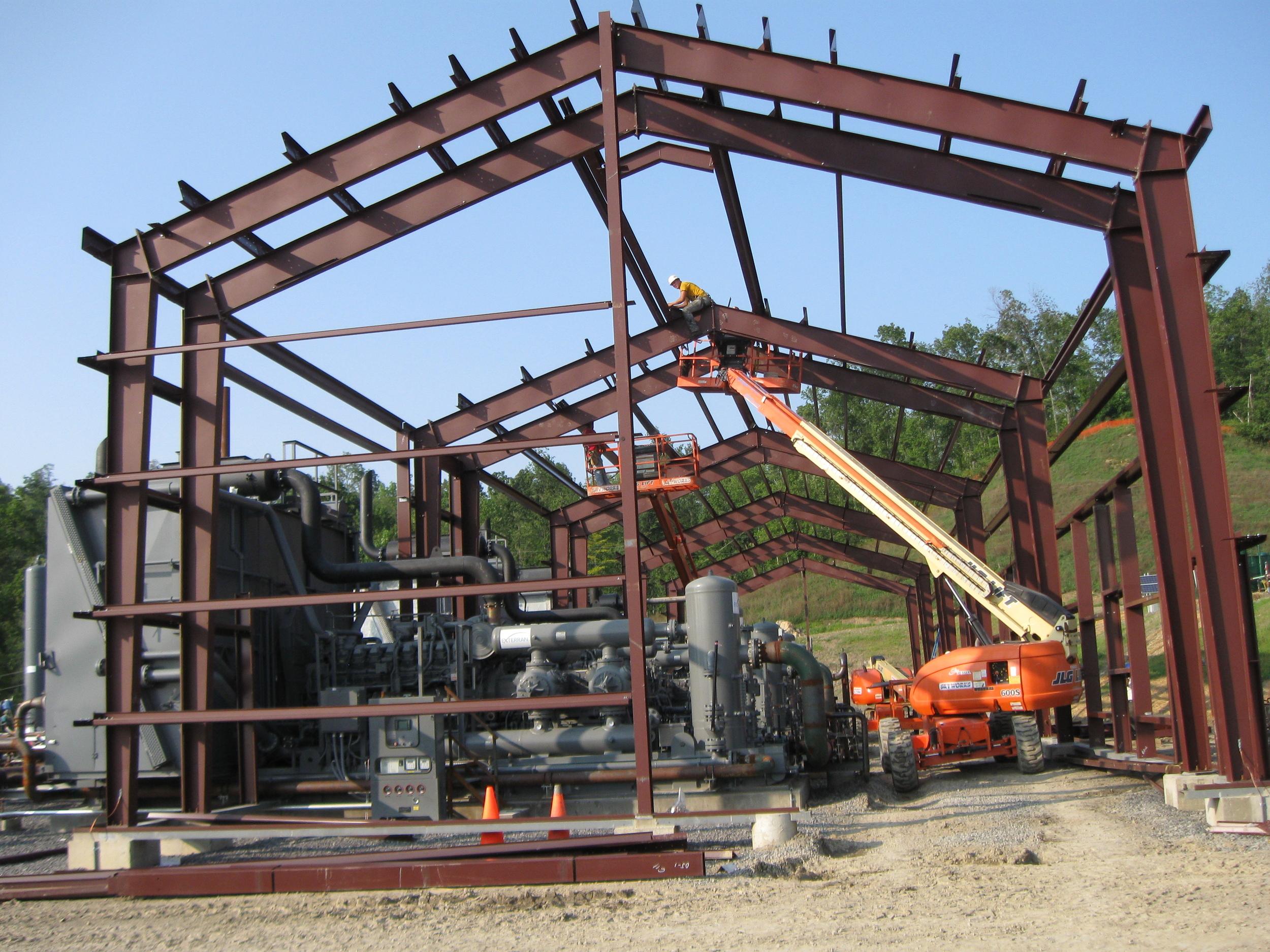 Clarksburg Compressor Station