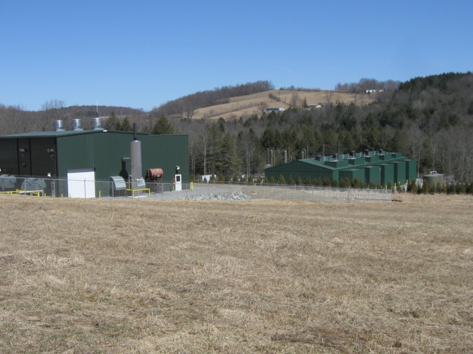 Neiley Booster - Compressor Station