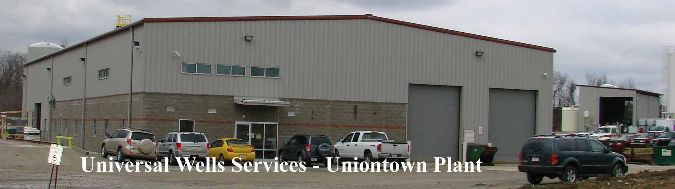 Uniontown Plant