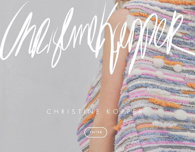Check out christinekopper.com for more of my work!! 🤓 #christinekopper #handmade #woven #knit #weaving #knitting #outerwear #homegoods #tops #vests #pompoms