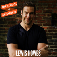 Lewis Howes, host of School of Greatness