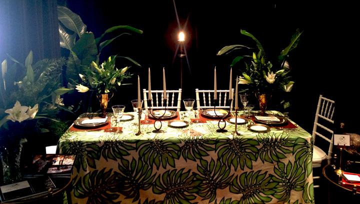 Hollywood Dinner