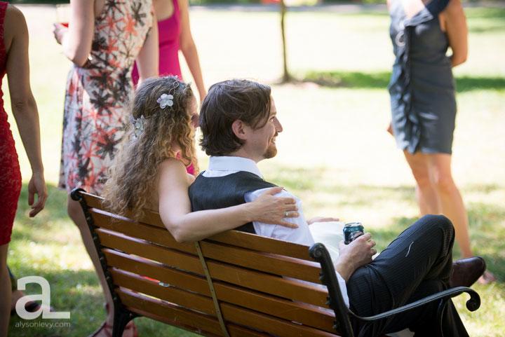 Portland Park Wedding