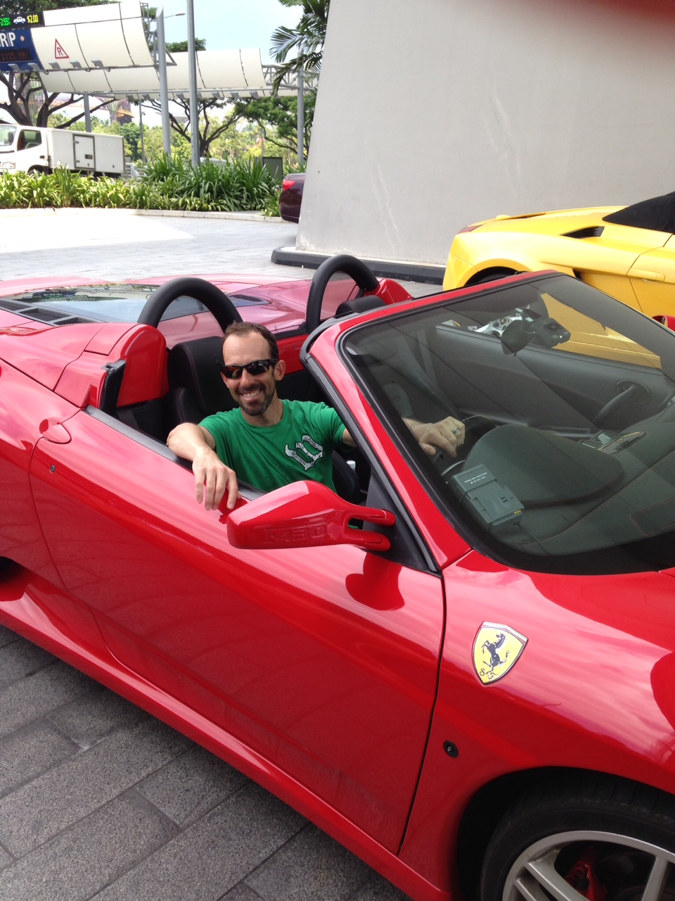 """The Ferrari 430 Spider. If you have the means...I highly suggest picking one up."""
