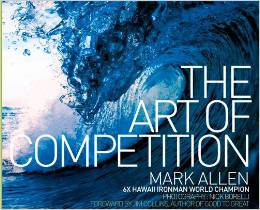 The art in the art of competition is inspiring enough. the words take it to an entirely new level.