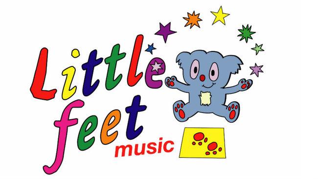 Little Feet Music Logo