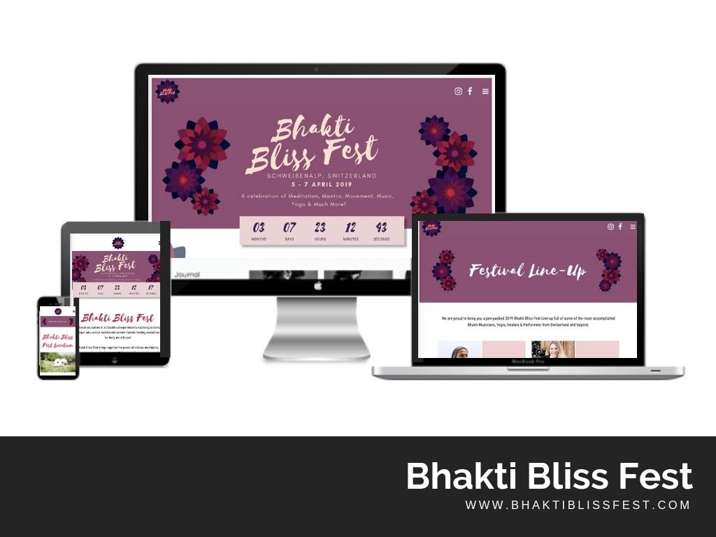 Bhakti Bliss Fest