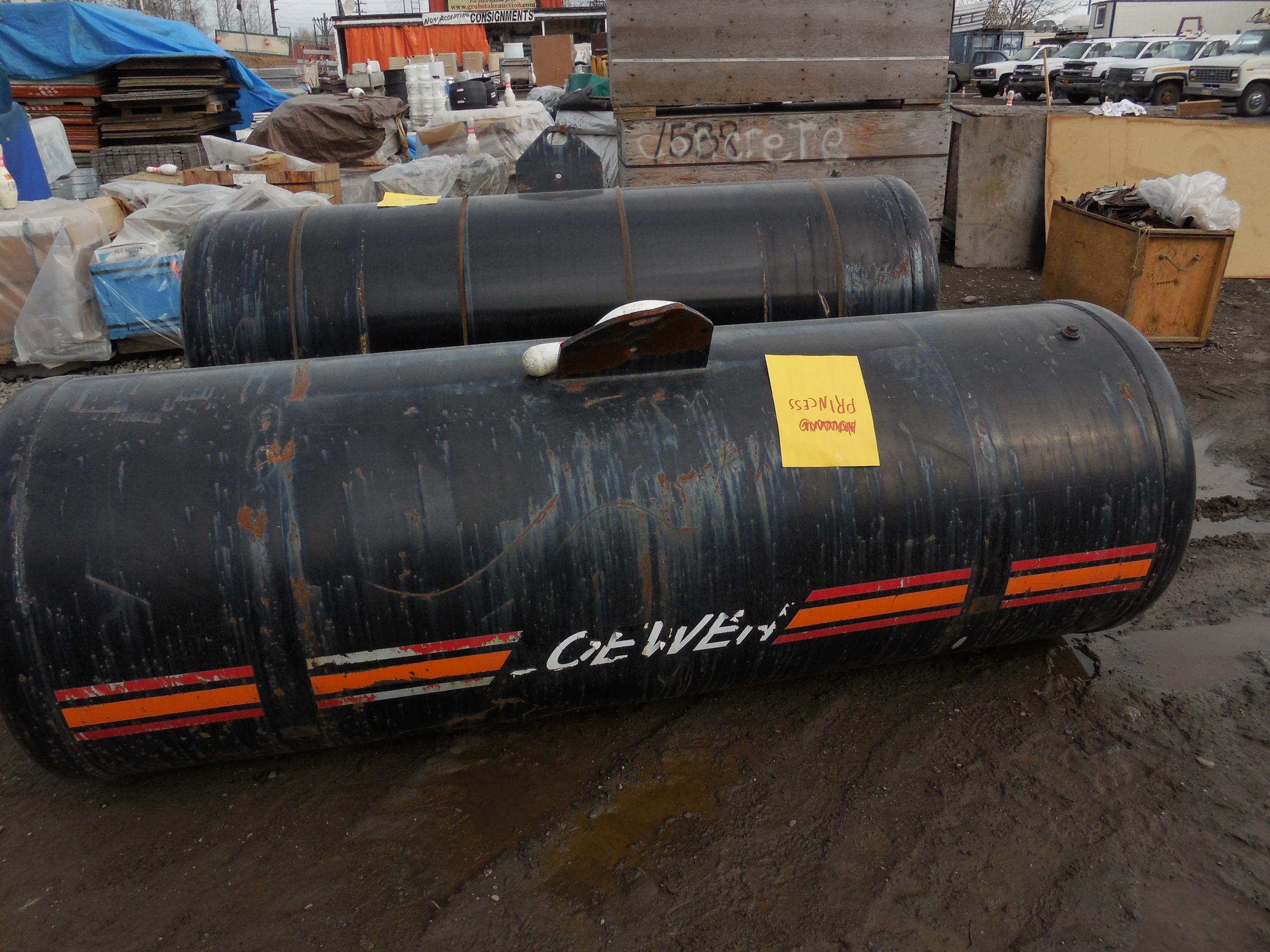Loeven Flotation Tanks