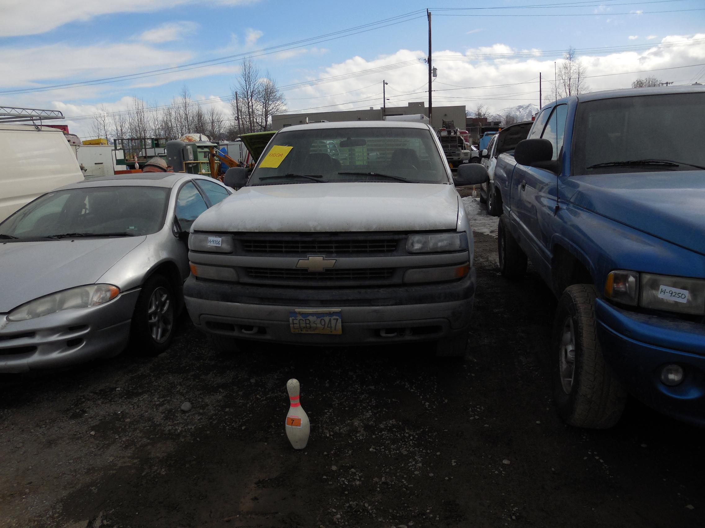 2001 Chevrolet 1500 Pickup