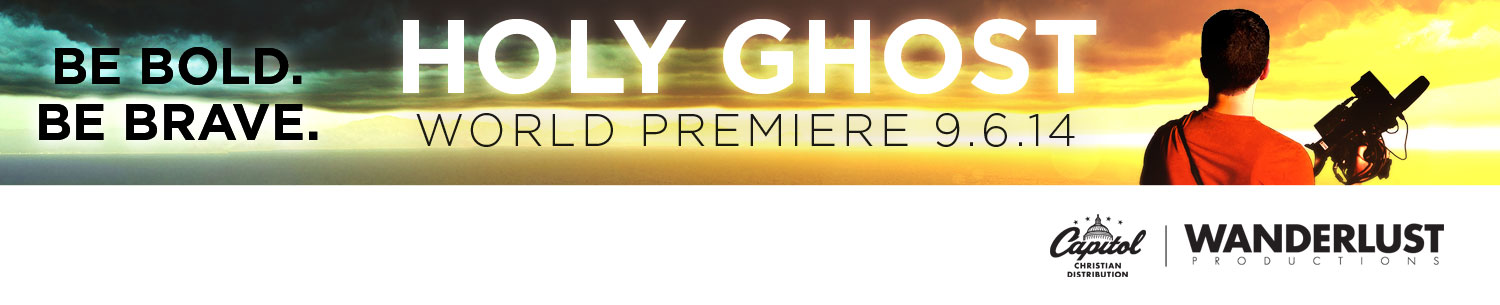 """Photo Courtesy of holyghost.wpfilm.com  Darren Wilson directs """"Holy Ghost,"""" a movie led completely by the Holy Spirit."""
