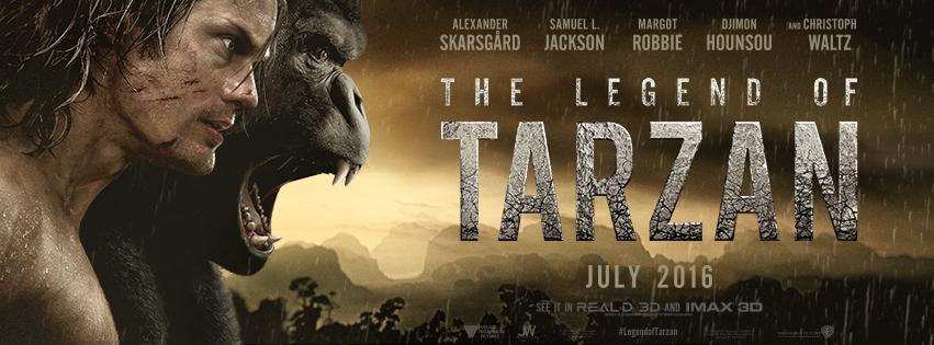 Photo courtesy of official  Tarzan  Facebook page.