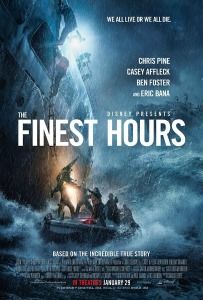 Photo courtesy of official  The   Finest Hours Facebook page.