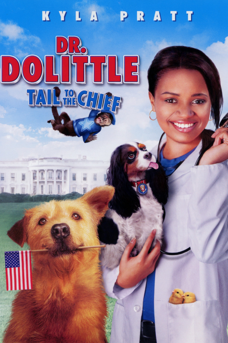 Photo credit: Dr. Dolittle: Tail to the Chief