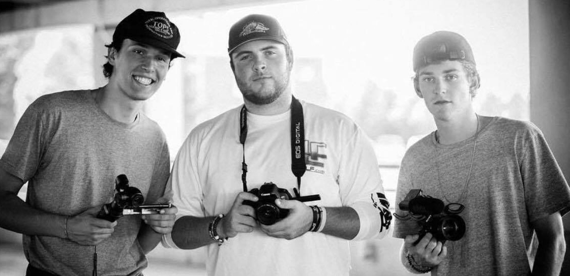 From Left: Brady Taylor, Carl Bradshaw, and Daniel Joines. Photo Courtesy of Sinner2Saint Productions