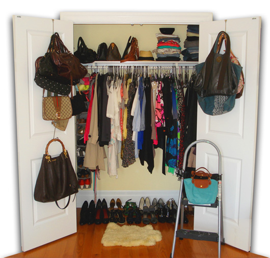 Ordinary closet.  Source: pixabay.com