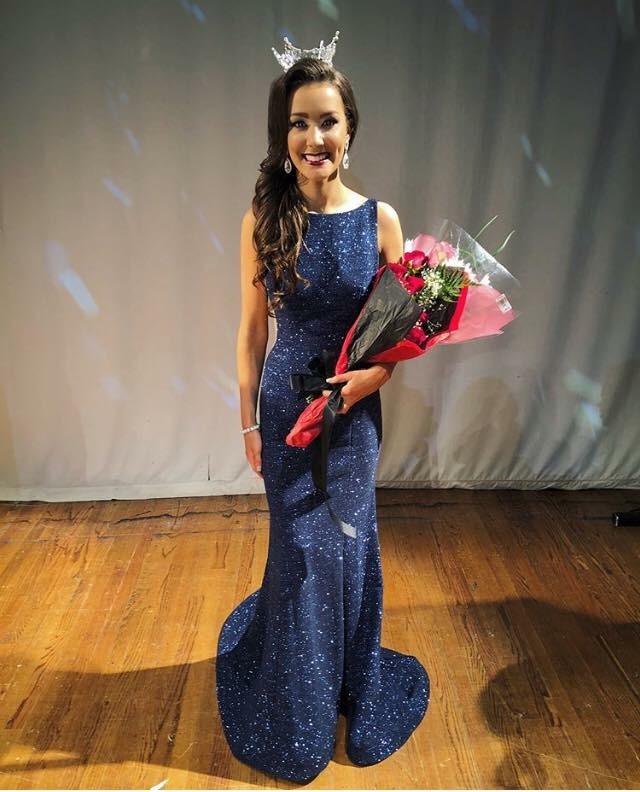 Pictured above is the winner of The Miss NGU 2018 contest, Hannah Pearson. Photo Courtesy of Hannah Pearson