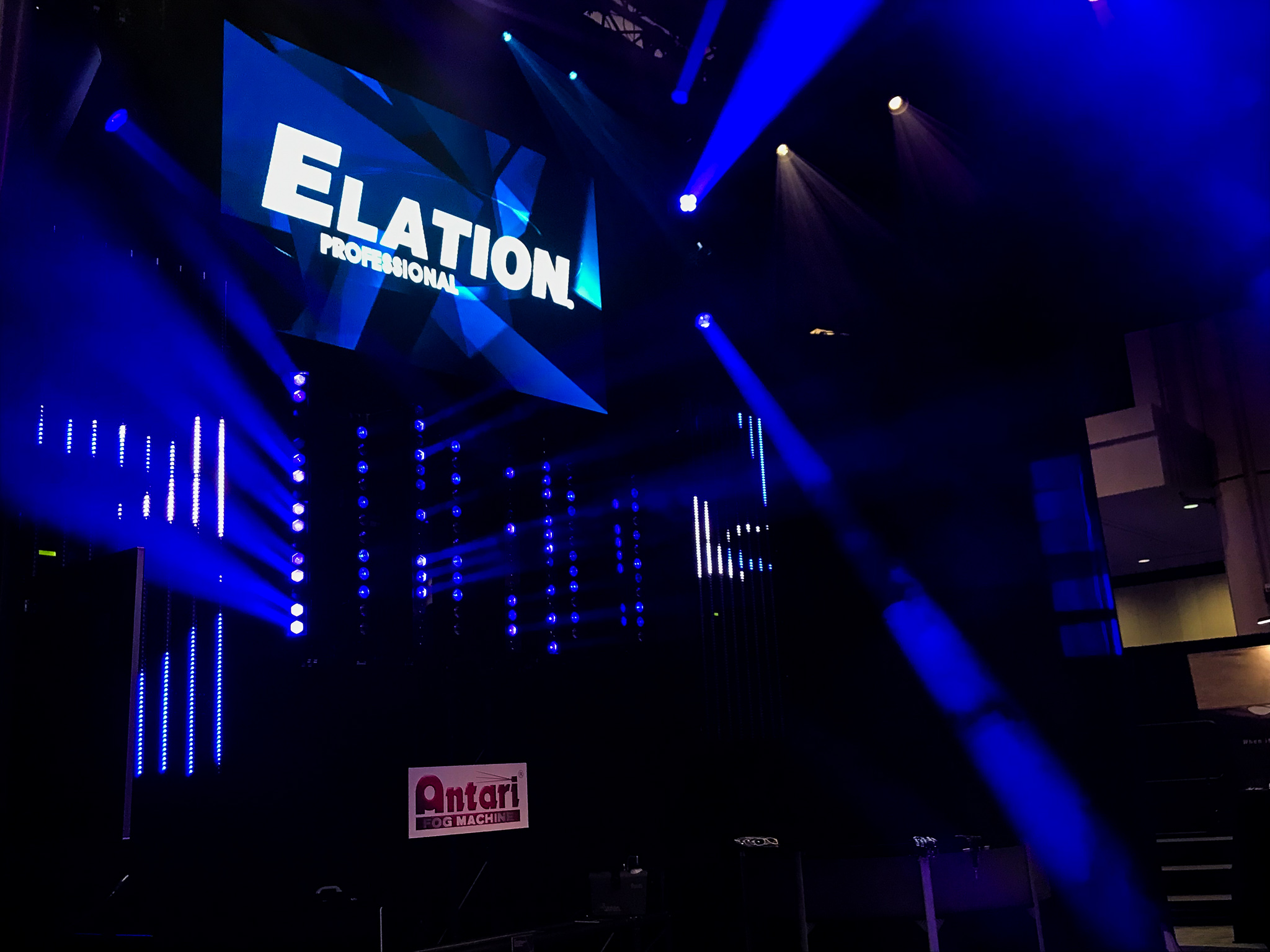 Elation Professional is a company that sells lighting equipment to enhance any worship service.