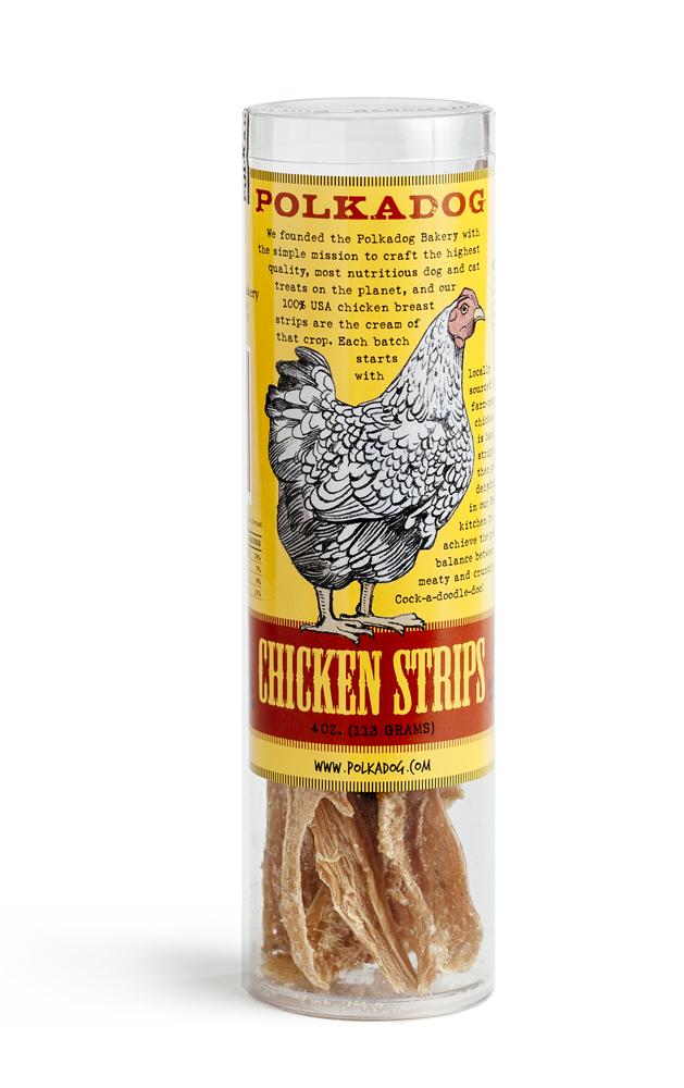 POLKA DOG BAKERY Chicken Strips
