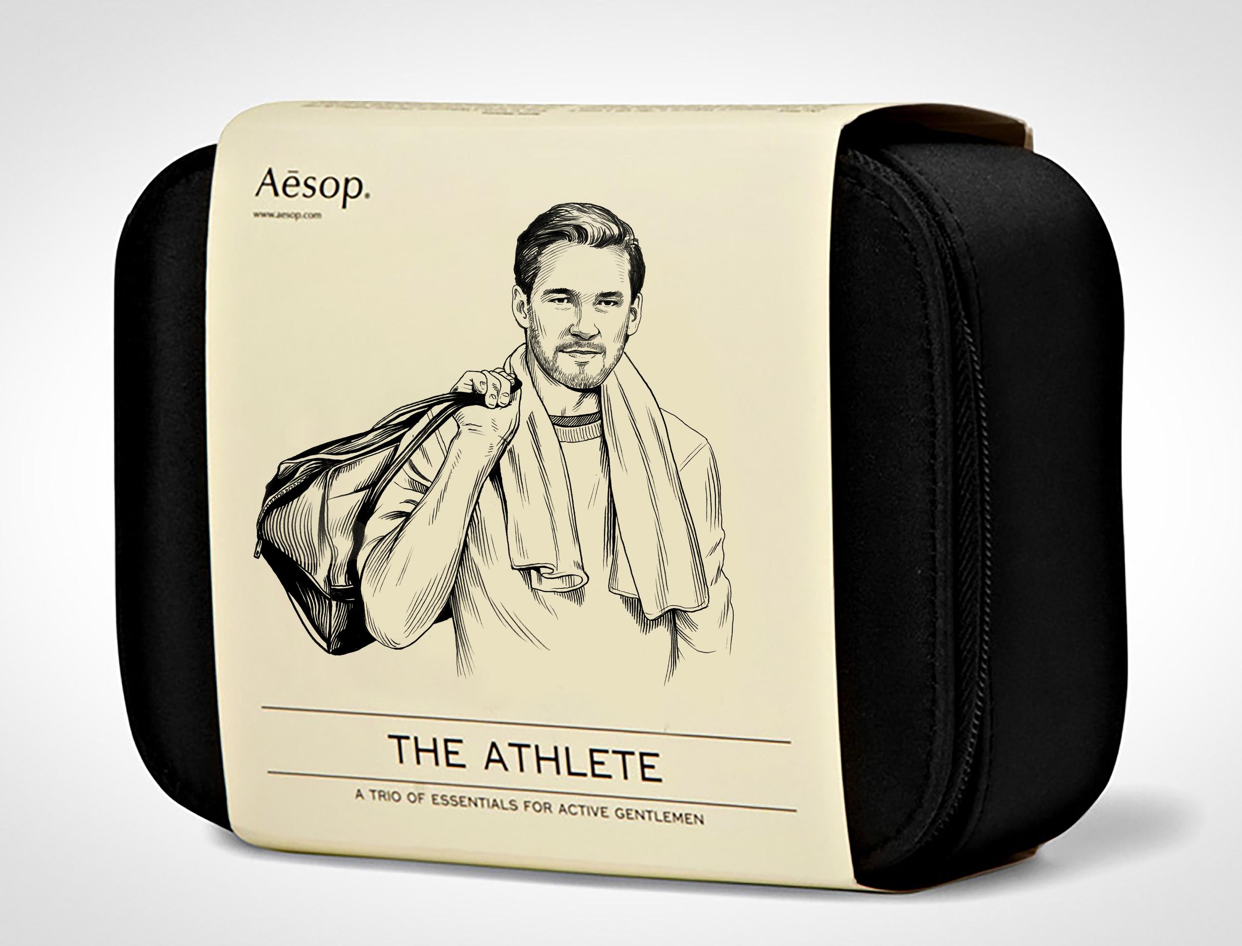 AESOP Dopp kit for men
