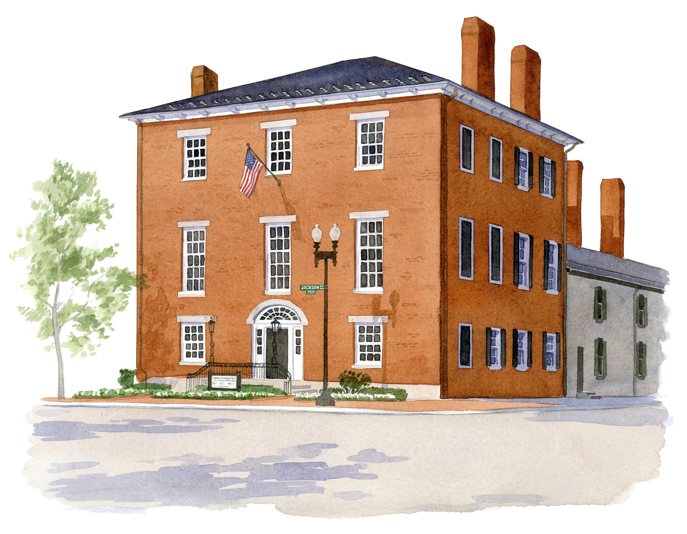 DECATUR HOUSE, Washington D.C.