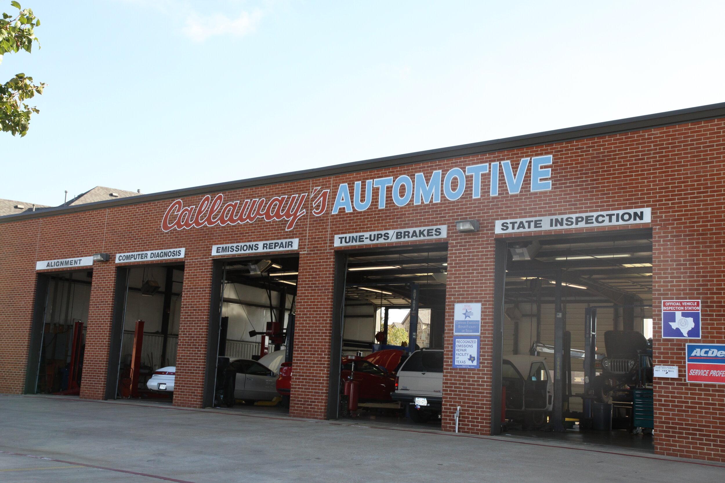 Callaway S Automotive Reviews Auto Repair Shop North Richland Hills Callaway S