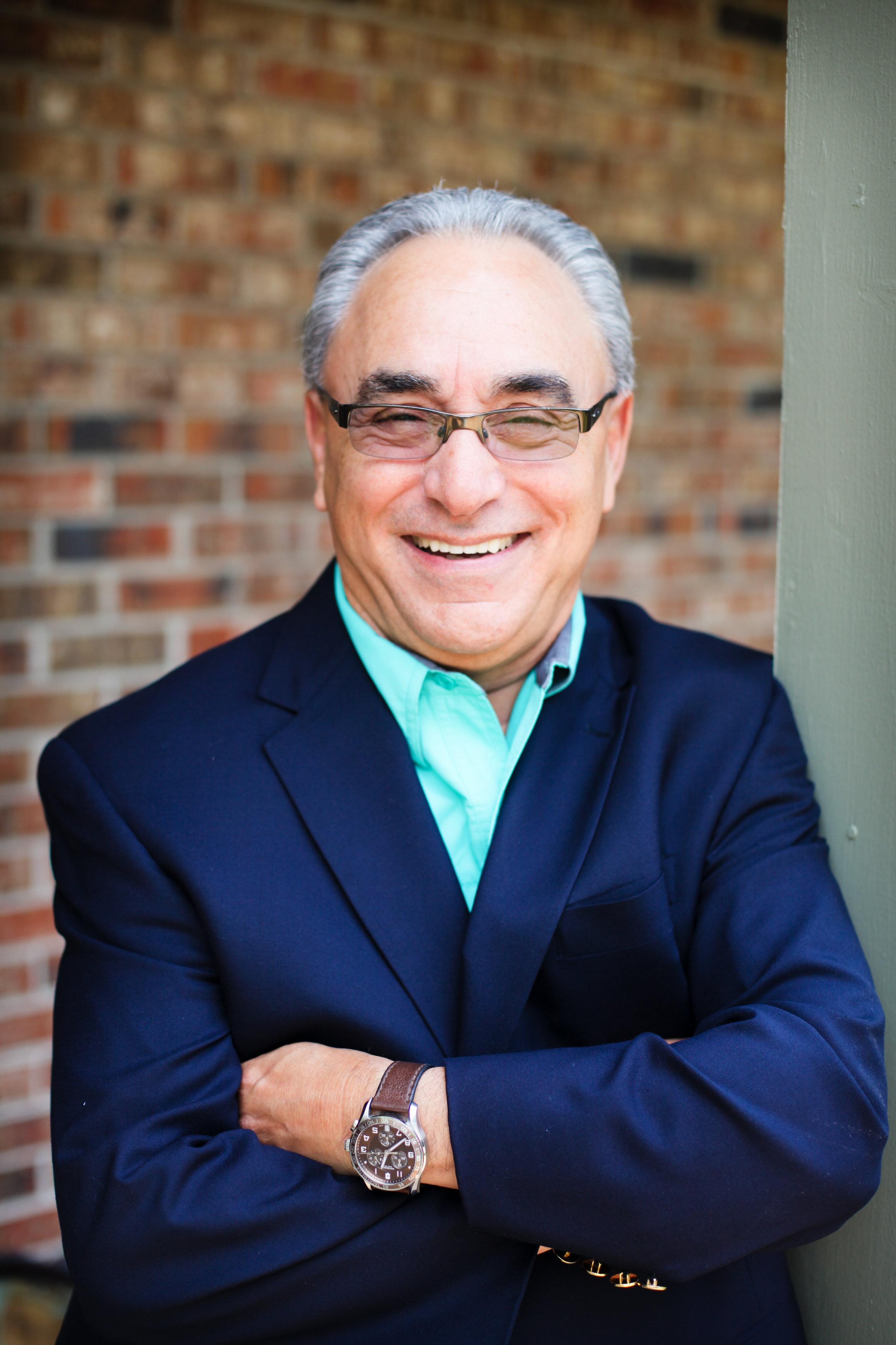 Dr. Pete Sanchez, Jr. —  teacher, pastor, worship leader and songwriter.