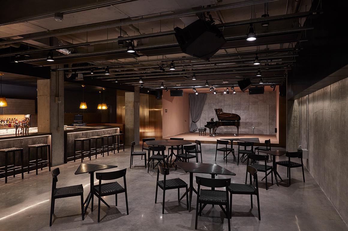The Birenbaum Jazz Club