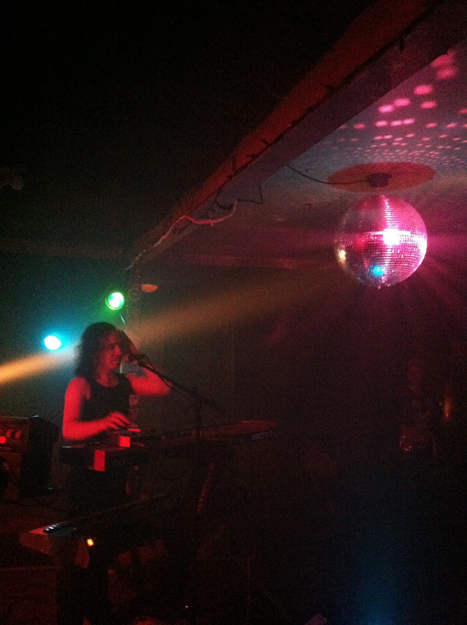 Nothing Changes Disco Ball Vaudeville.jpg