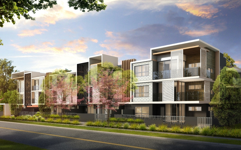 Off the plan apartments Cannon Hill Brisbane