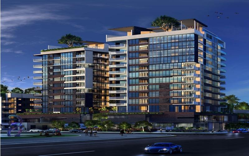 Off the plan apartments Newstead Brisbane