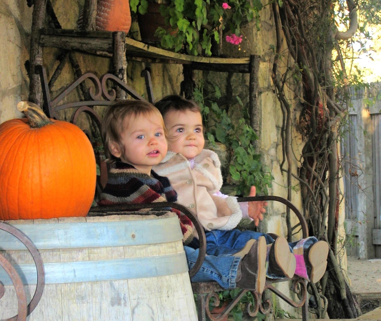 Dario and Gisella at  Sunstone Winery