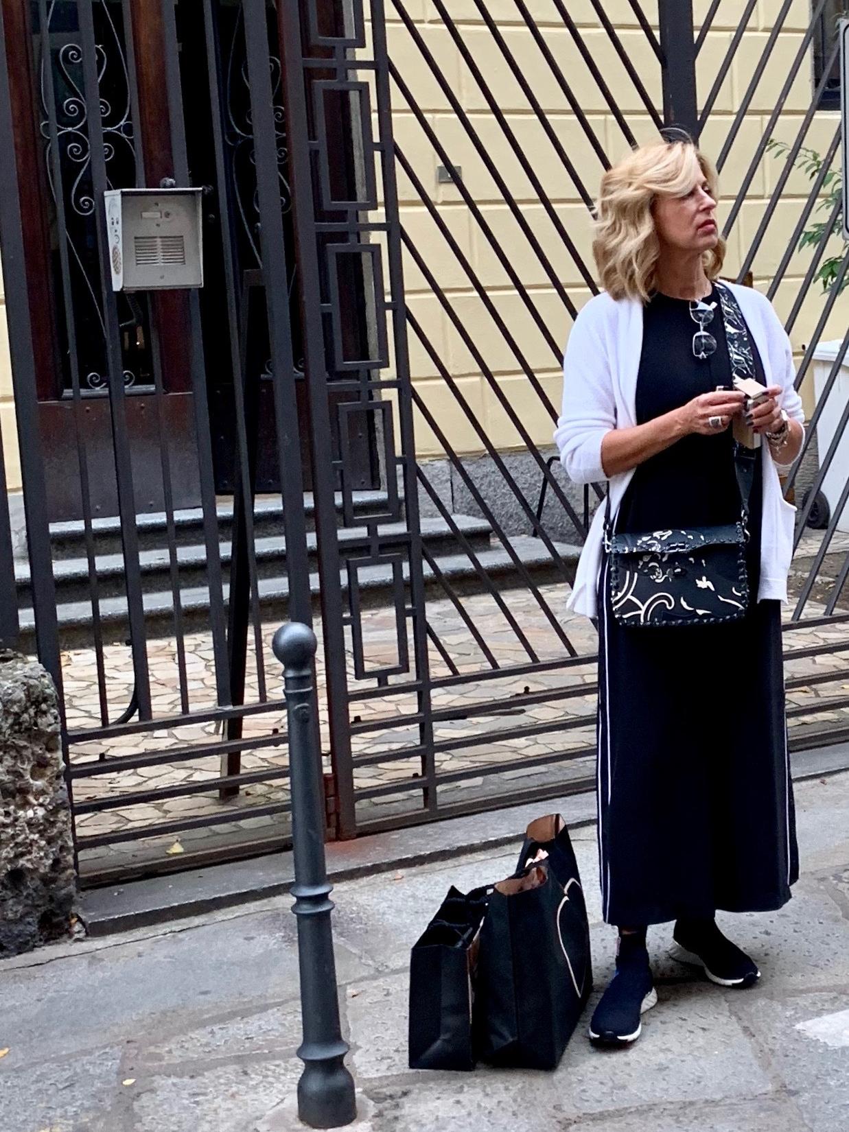 Milanese woman
