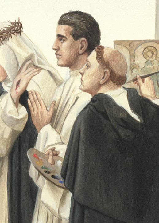 Bl. Pier Giorgio, Bl. Fra Angelico