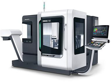 DMG - DMU50 5 Axis