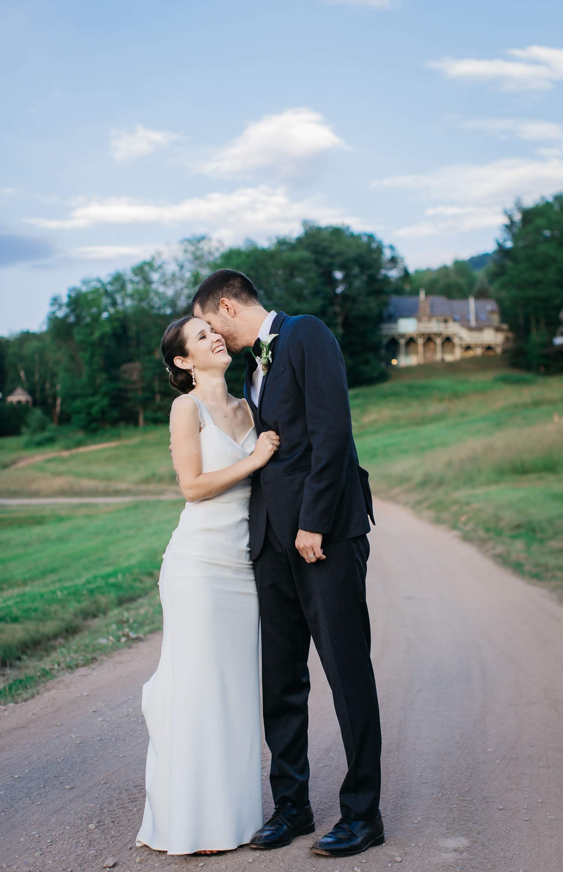 Emily & Andrew - photo: Jenn Morse Weddings