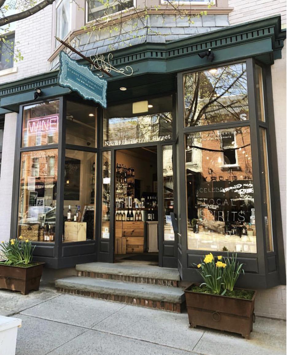 Hudson Wine Merchants - located right on Warren Street!