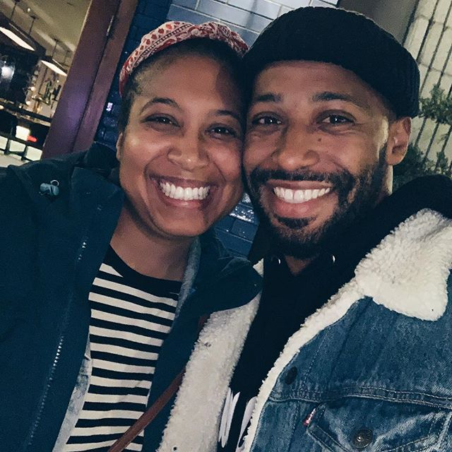Family is important! So great to see my cousin in NYC! Family doesn't have to be related to you. Build your tribe around people who support you and genuinely care for you and your well being! They should be speaking life and truth... even if it's hard! Thanks @mrjustinervin for being a friend, role model, and supporter!