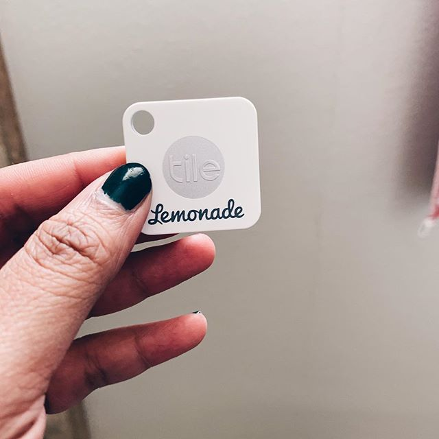 I guess this means I can't be late to work on the account of my missing keys 🔑 😂😂😂. First day in the Scottsdale office starts tomorrow and I'm already so blessed by a company that puts so much effort and faith into their employees! May this be the start a most beautiful friendship! #tiledit #lemonade
