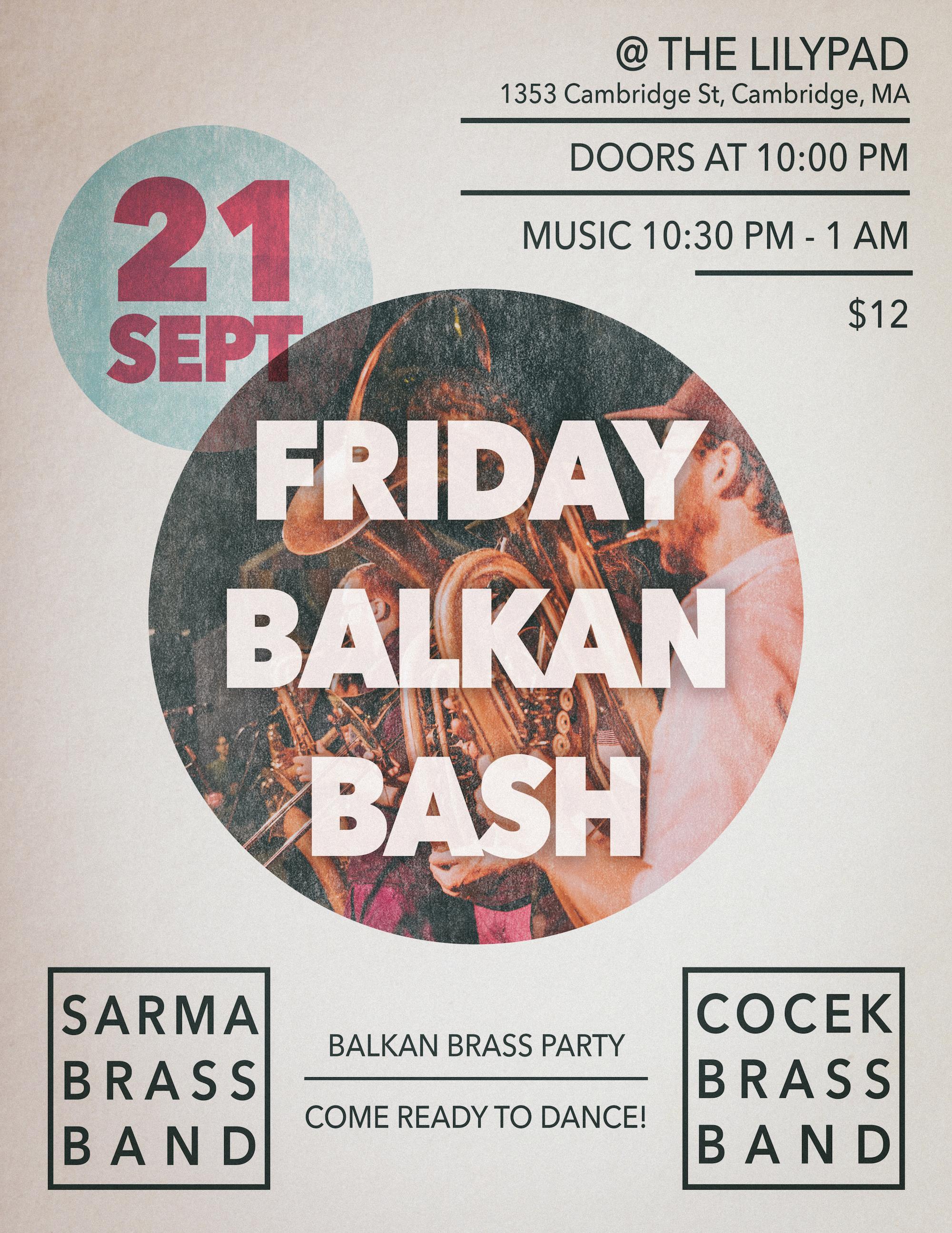 Friday Balkan Bash.jpeg