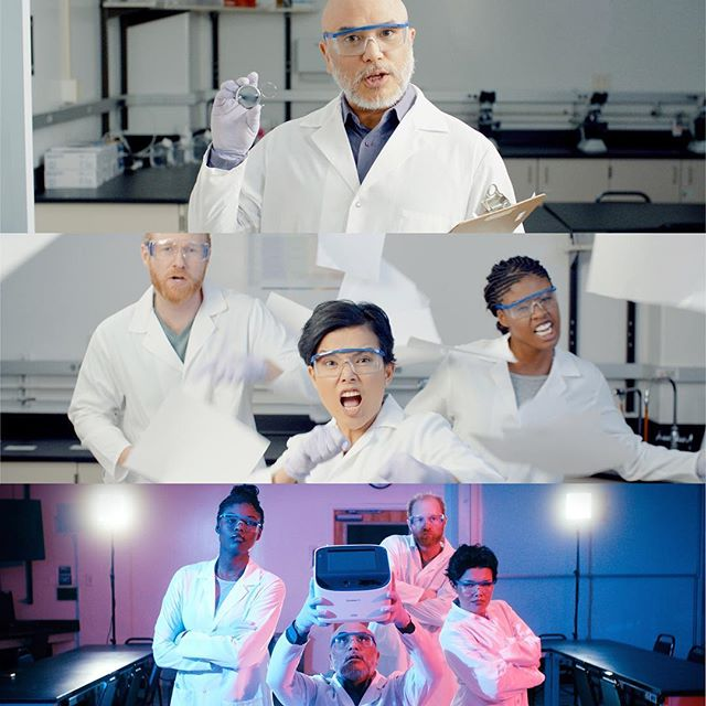 A few stills for an upcoming campaign for @thermofisherscientific this shoot was a ton of fun and we're super excited with how it turned out! Big 🙌🔥🎉❤️ thanks to everyone involved! @sm_adart @shamonfreitas @heymatthowell @joyyvonnejones @jaymee_wins @samhartmusic @shineheaded @rosannanykanenmakeuphairart @camerachorus @jonnyups  #colorgrade #videoproduction #videomarketing #biotech #sandiegovideo #hemocytometer #stopthemadness #musicvideo #colorgrading #stills #colorcorrection #luts #sandiegocreatives @sonyprousa @sonyalpha #fs5 #a7sii #sigma35mmart @aputuretech #120d #marketing #branding #video #cinematography