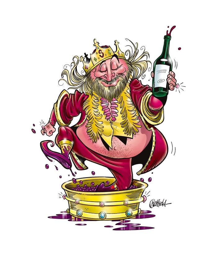 jason+chatfield+advertising+sample+king+wine+label+illustration.jpg