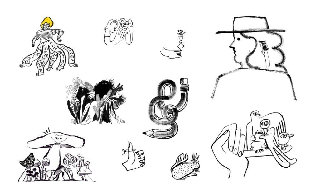 New Yorker Cartoonist Jason Chatfield Blog