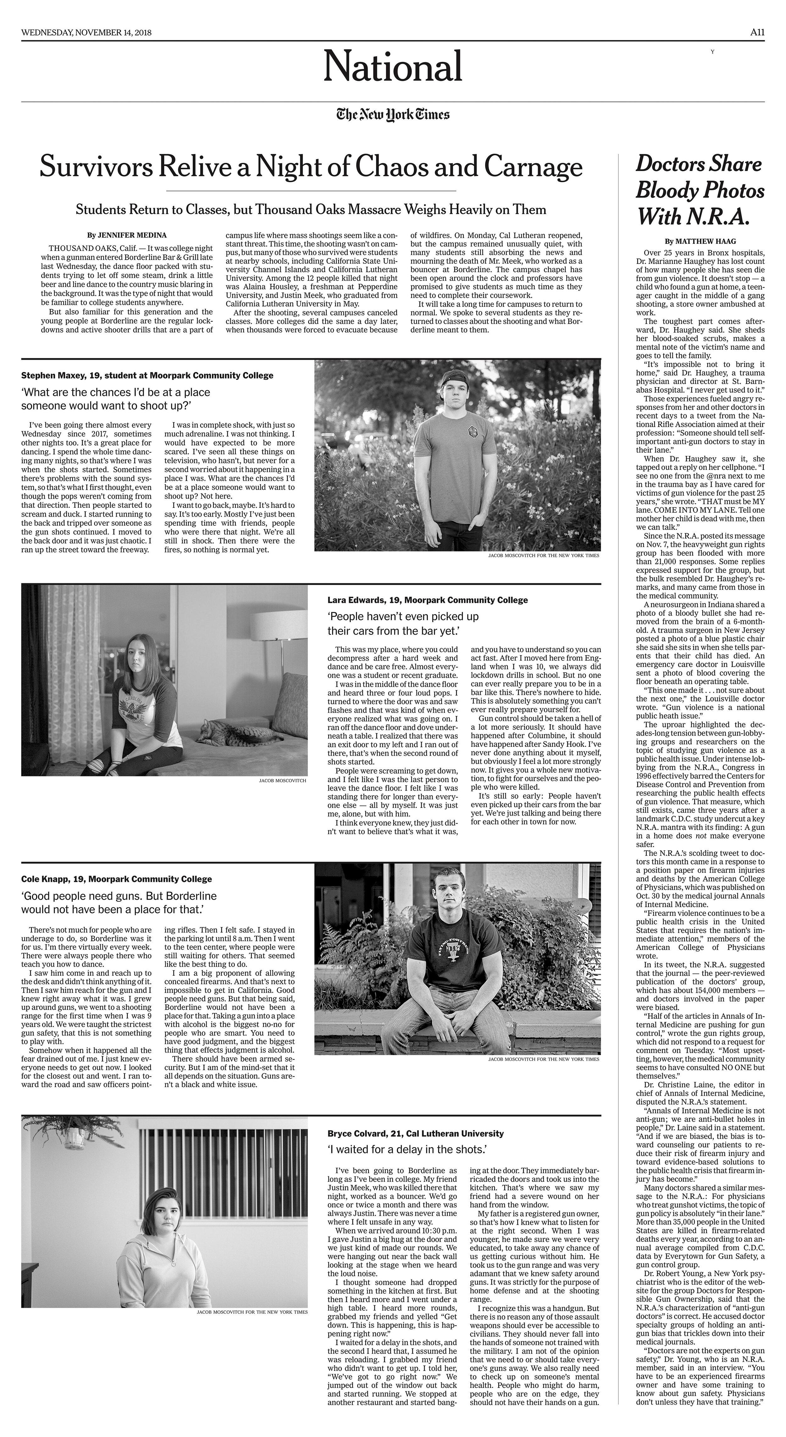 VIEW NEW YORK TIMES ONLINE PRESENTATION