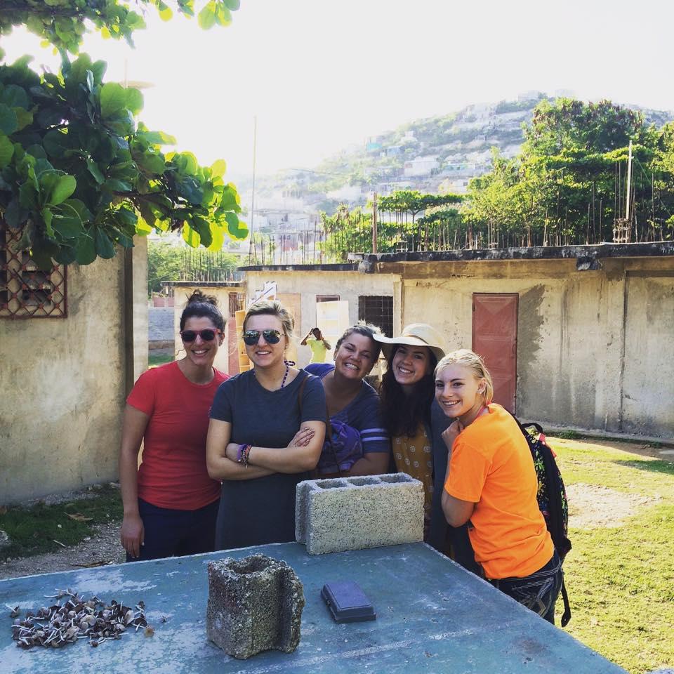 NPC Haiti Trip