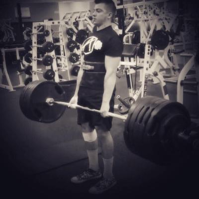 Vincent Falzetta (Amped Athletics Athlete)