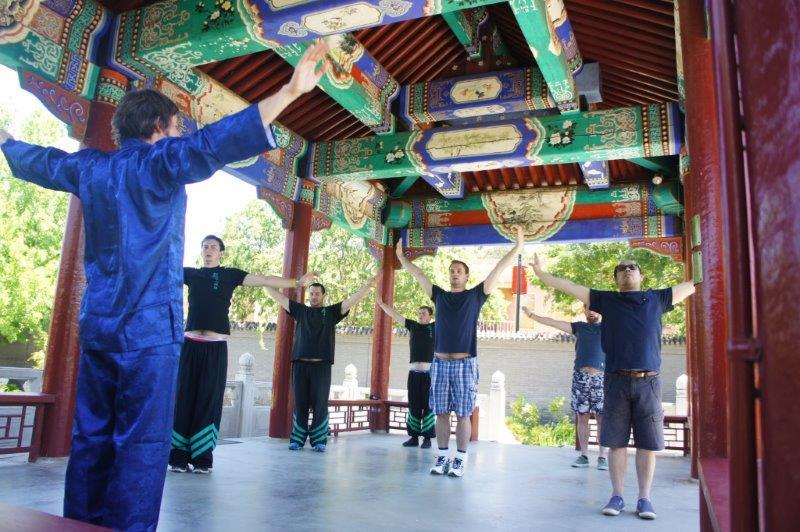 CHI KUNG - MOVING MEDITATION